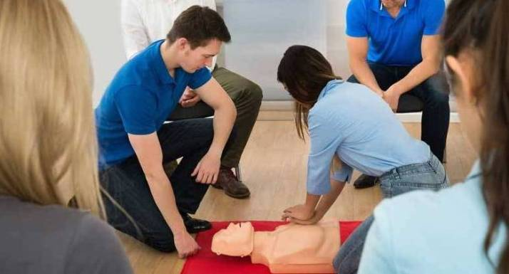CPR AED Online Exams