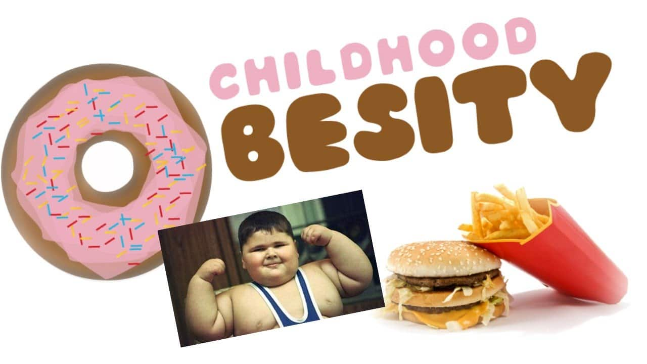 Causes of Obesity and Overweight in Children